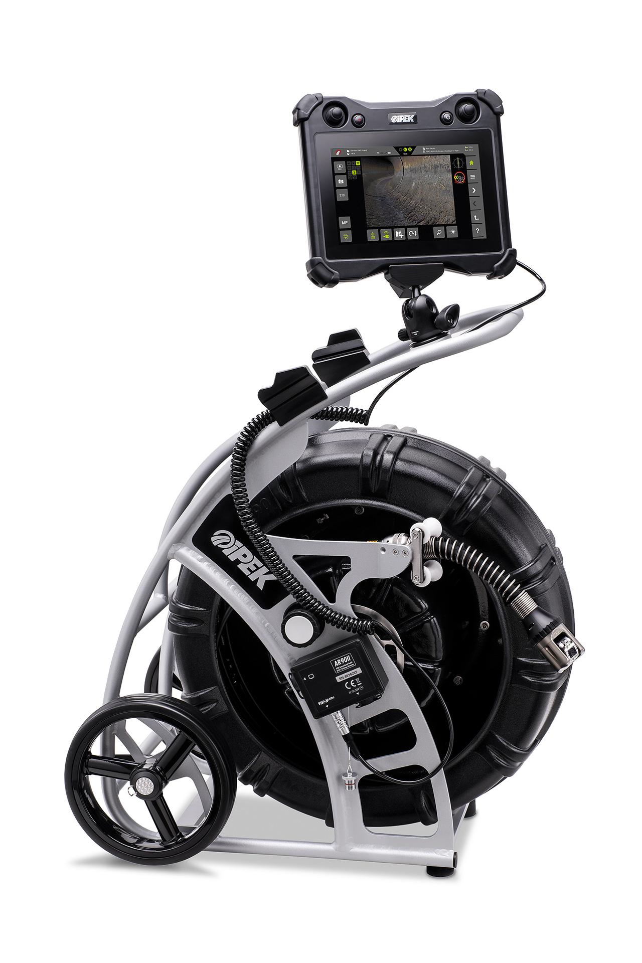 tête motorisée pour camera