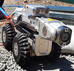 Robot d'inspection iPEK ROVION